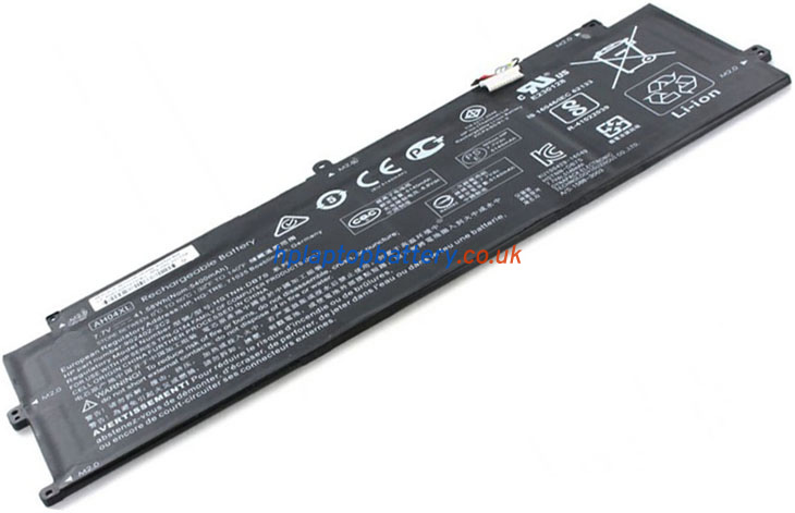 Battery for HP Spectre X2 12-C011TU laptop