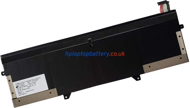 Battery for HP BL04XL laptop