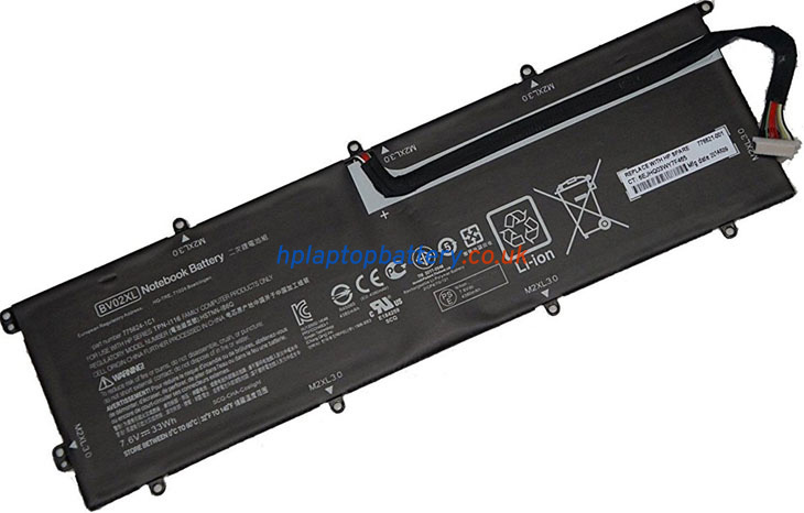Battery for HP BV02XL laptop