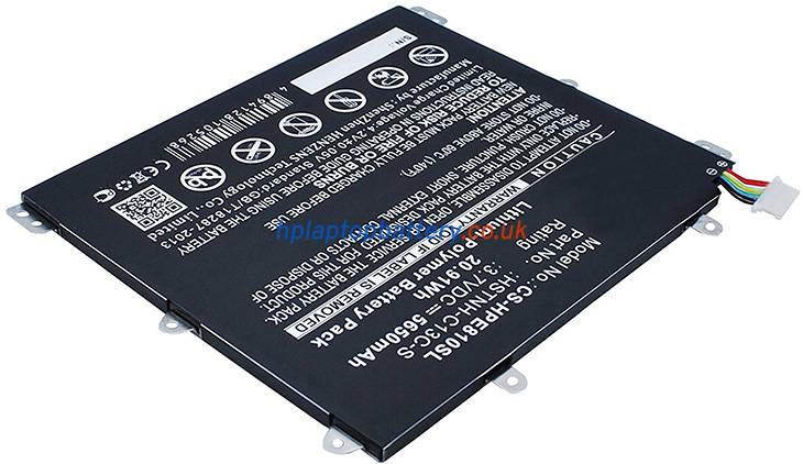 Battery for HP BY02 laptop
