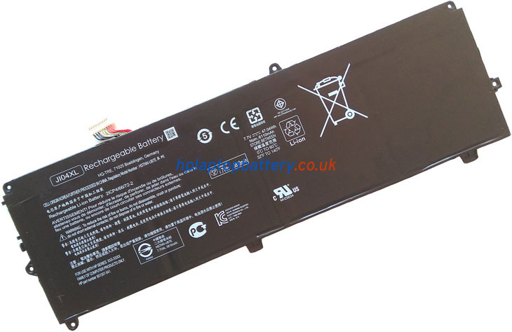 Battery for HP 901307-541 laptop