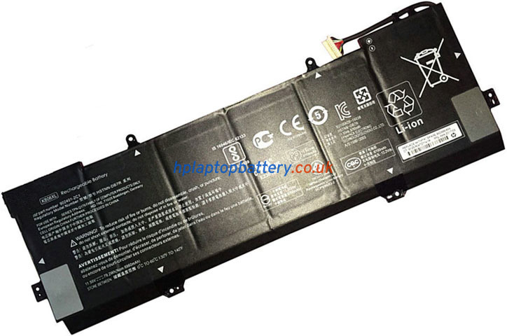 Battery for HP KB06XL laptop