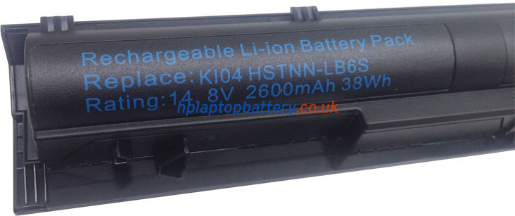 Battery for HP Pavilion 15-AB218TU laptop