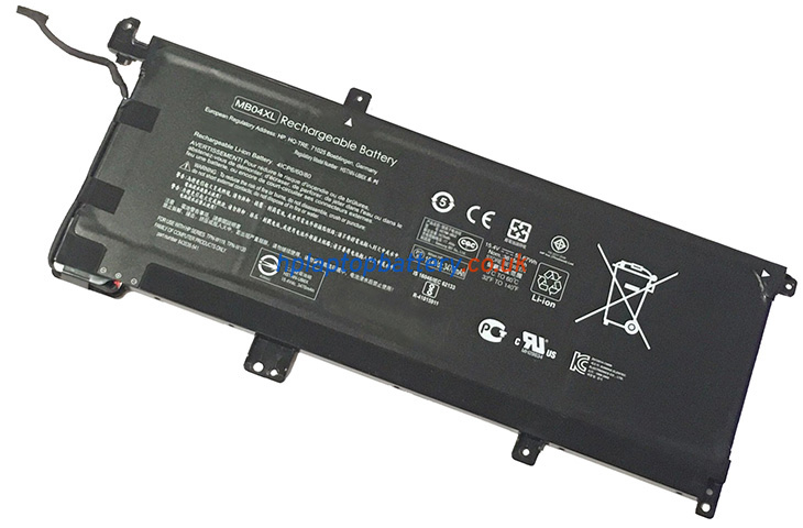 Battery for HP MB04055XL laptop
