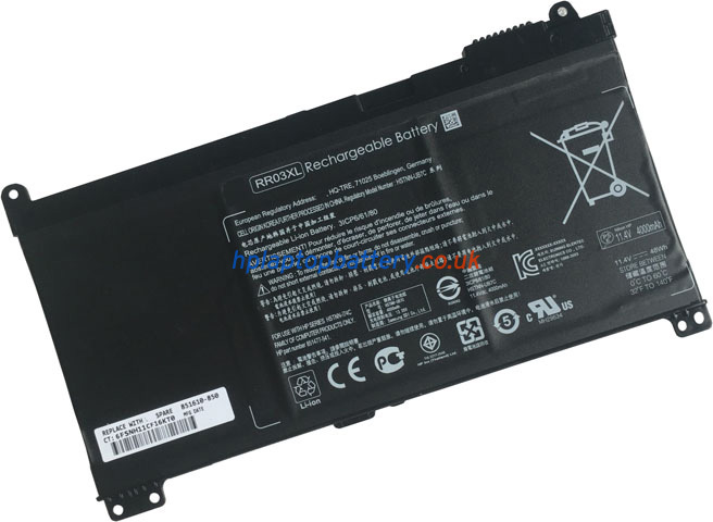 Battery for HP ProBook 450 G5 laptop