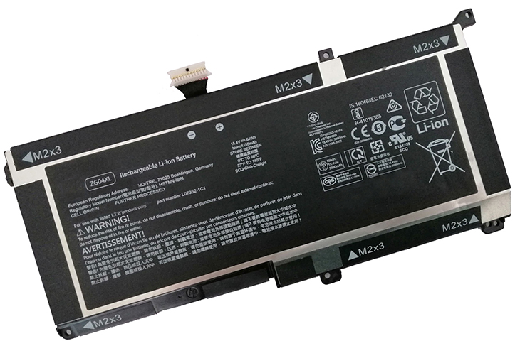 Battery for HP ZG06XL laptop