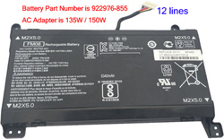 HP FM08 battery