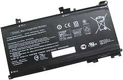 HP Omen 15-AX103TX battery