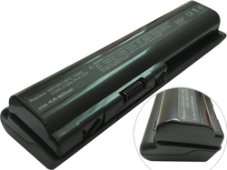 HP Pavilion DV6-1216AX battery