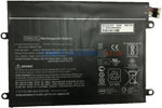 Battery for HP Notebook X2 10-P000NI
